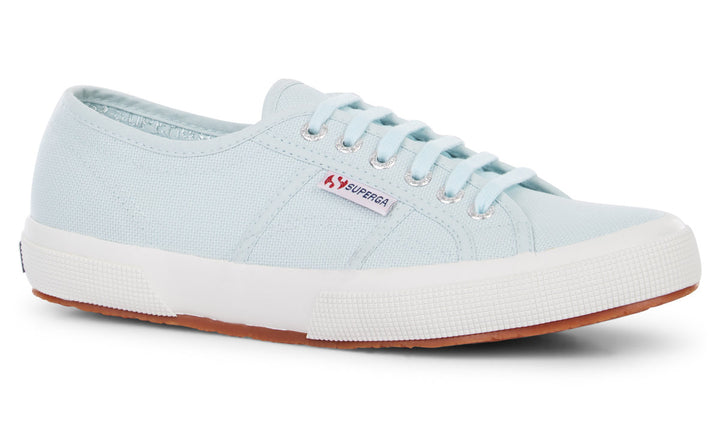 Superga 2750 COTU W2M Classic Azure Blue Trainers - elevate your sole