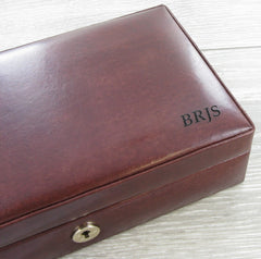 Mens Jewellery Boxes & Watch Boxes