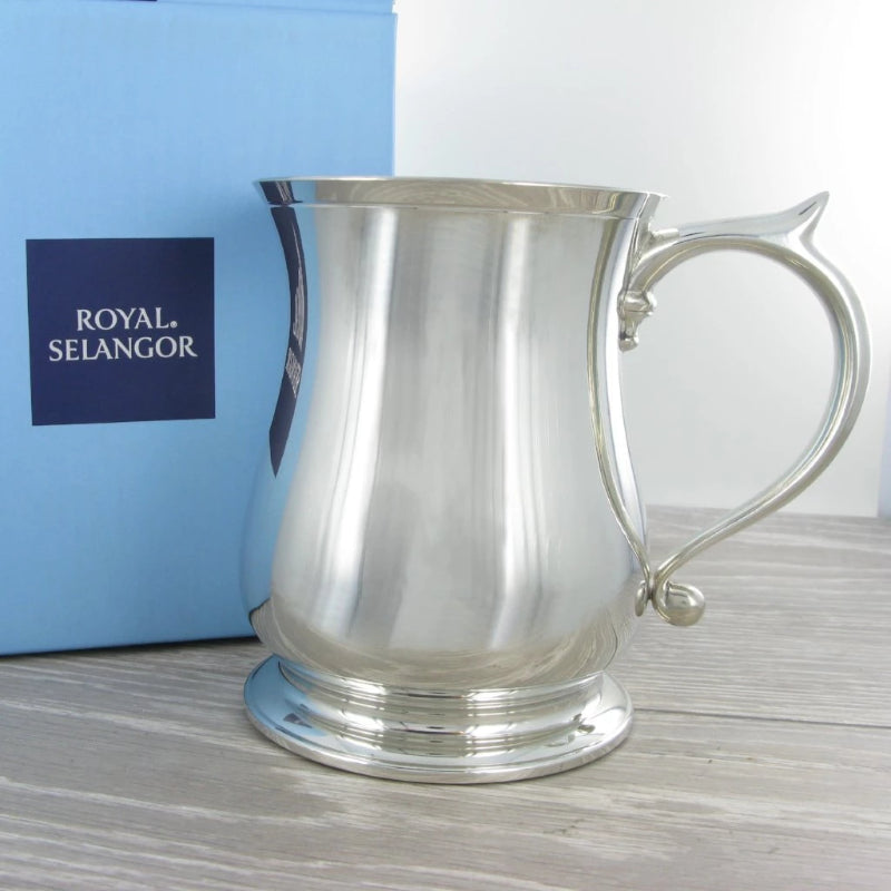 Royal Selangor New York 1 Pint Tankard in Gift Box 012294R