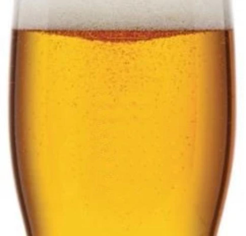 1 Pint Lager Glass with Free Engraving