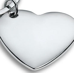 Philippi Passion Heart KeyFob