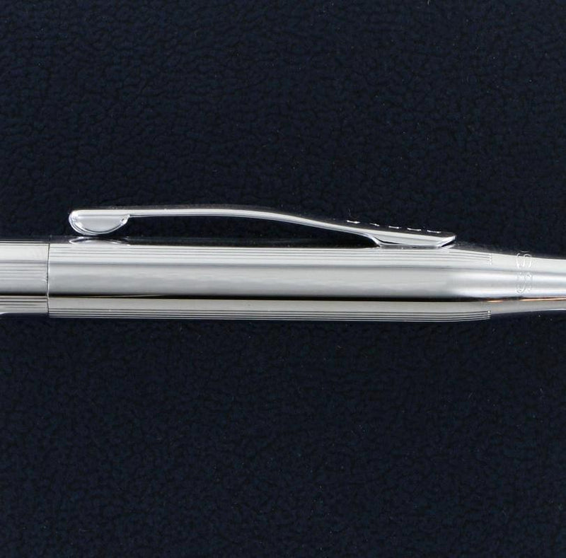 Cross Classic Century Chrome Ballpoint Pen & Pencil 350105