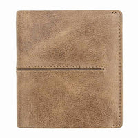 Primehide Woodsman Sand RFID Mens Leather Wallet 3902