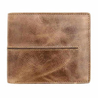 Primehide Woodsman Sand RFID Mens Leather Wallet 3903