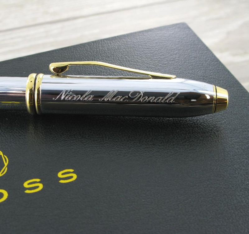 Cross Townsend Pen Set 3 Personalised