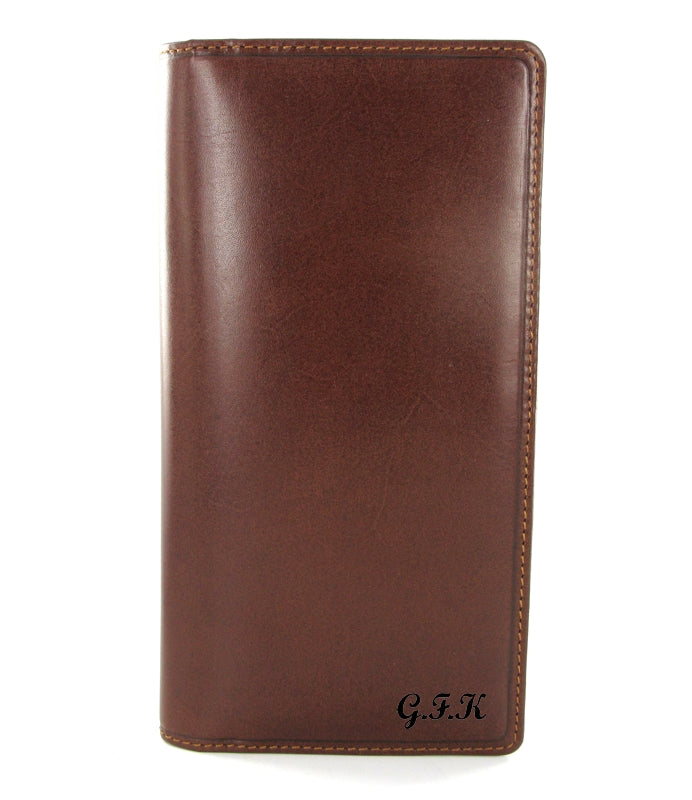 Visconti Monza MZ6 Brown Gents Jacket Wallet