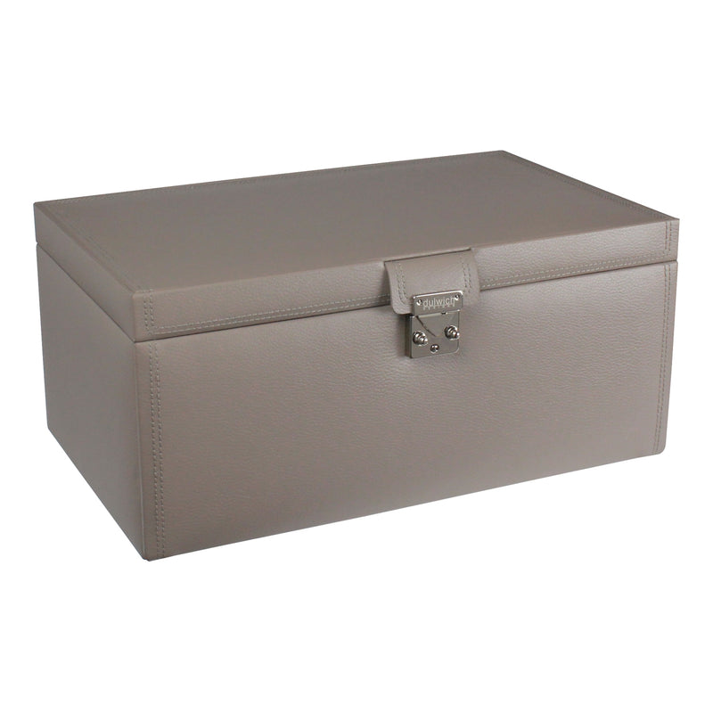 Dulwich Designs Mayfair Extra Large Jewellery Box 71039 Mink