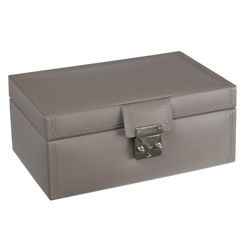 Dulwich Designs Mayfair Medium Jewellery Box 71047 Mink