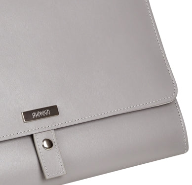 Dulwich Designs Notting Hill Grey Tech Pocket 71206