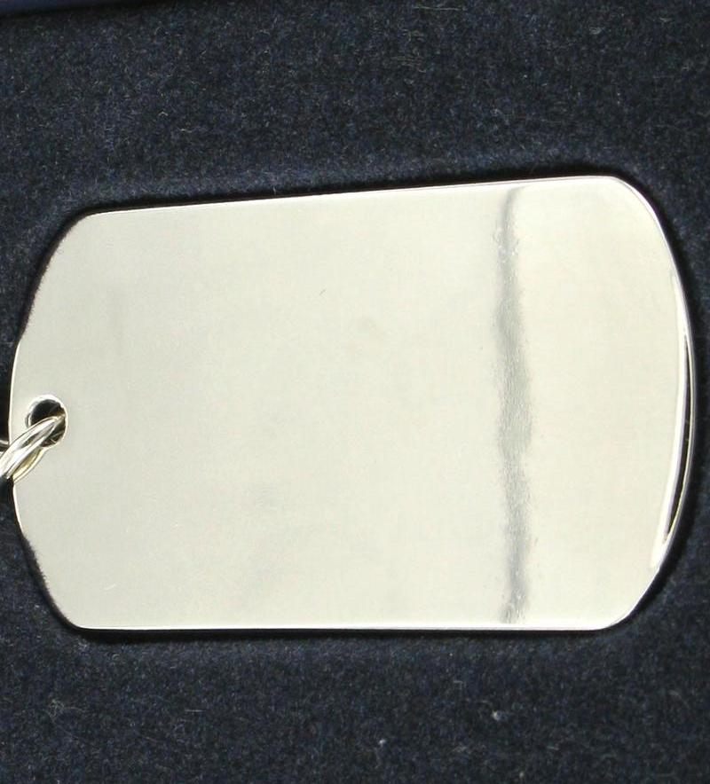 Large Rectangular Keyfob