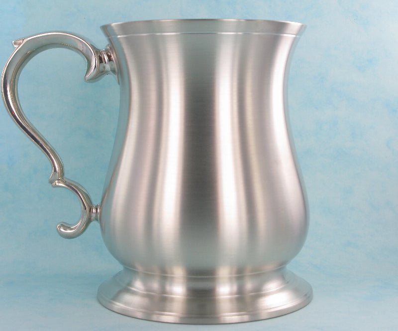 Royal Selangor 1 Pint Bell Tankard with Wooden Case 092107G