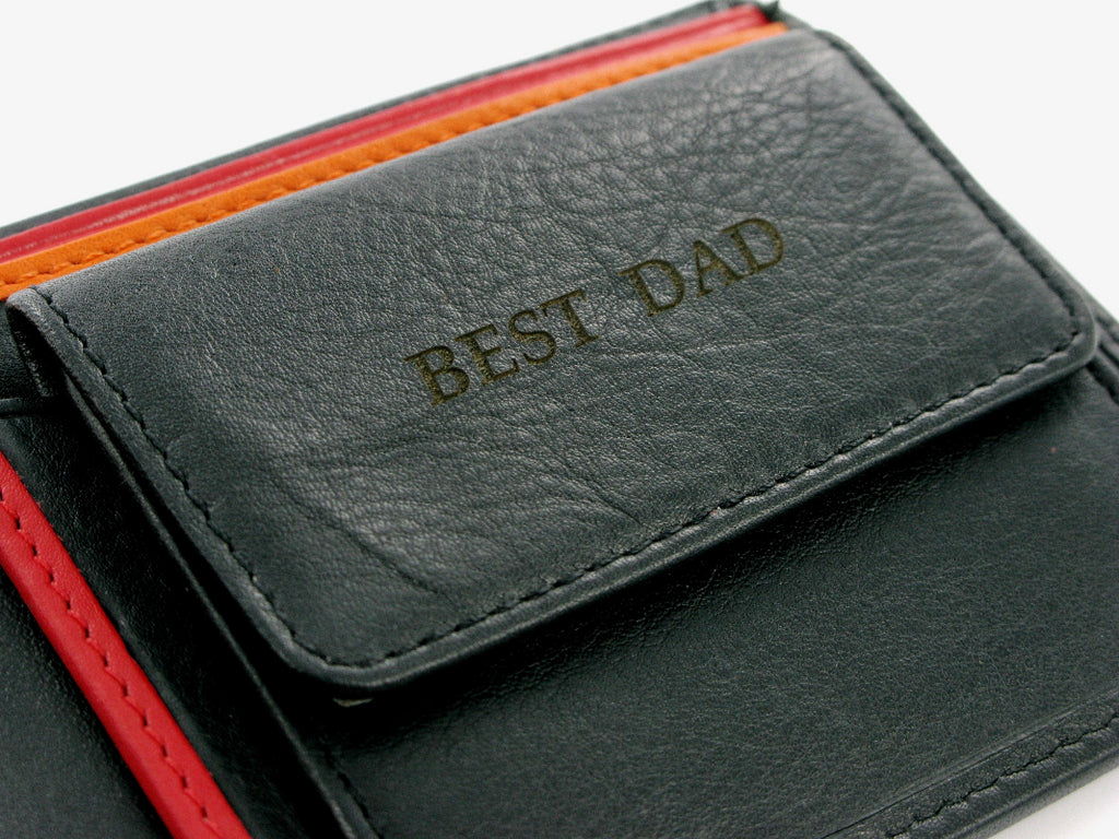 Visconti Bond BD10 M Design Leather wallet