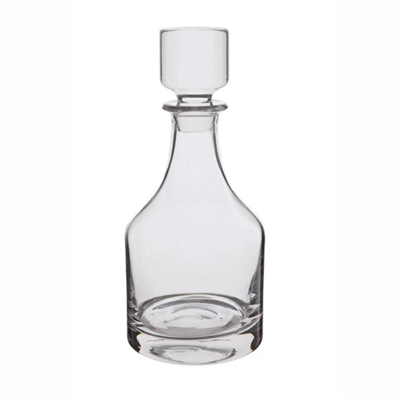 Dartington Crystal Round Spirit Decanter DE2600