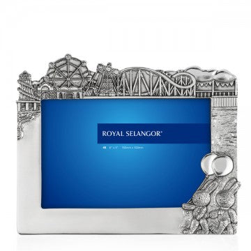 Royal Selangor Fairground 6 x 4 Photo Frame