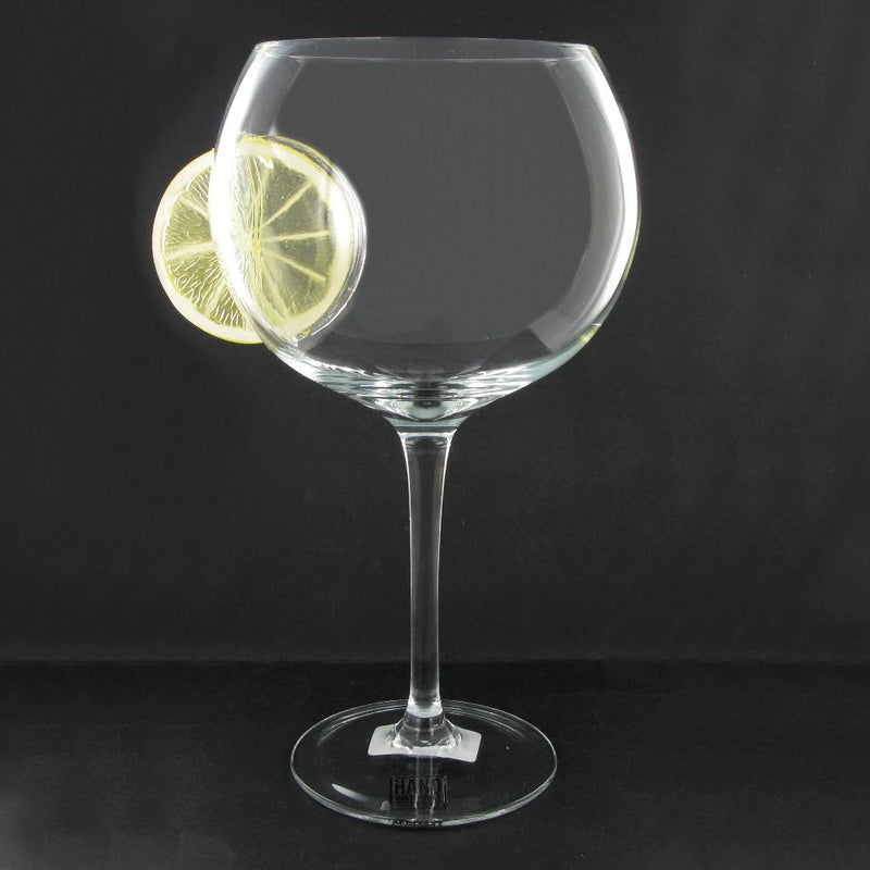 Gin & Slice Glass Personalised Gin Speciality Glass
