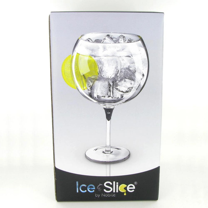 Gin & Slice Glass Personalised