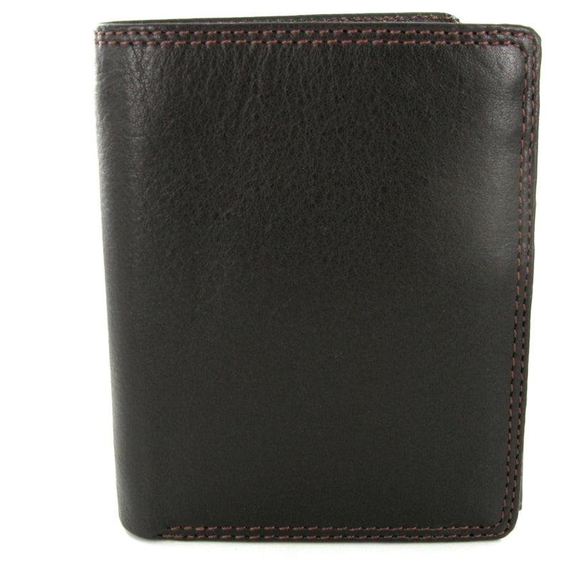 Visconti Heritage HT11 Brixton Soft Brown Leather wallet