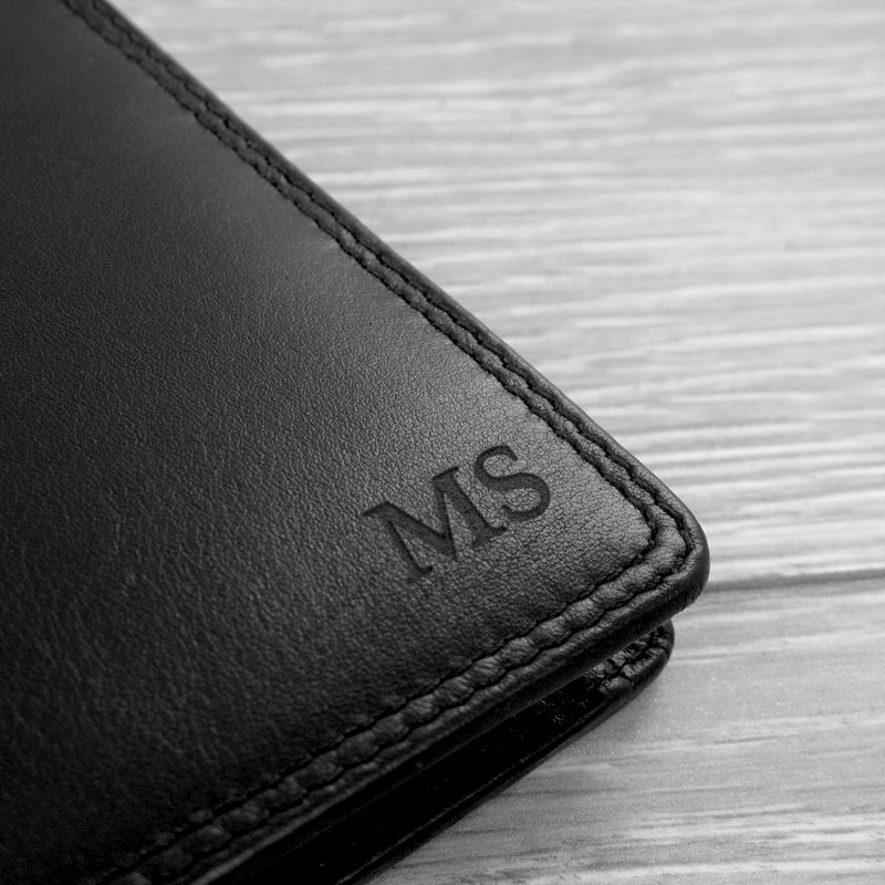 Visconti Heritage HT7 Stamford Soft Black Leather Wallet