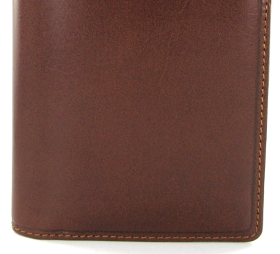 Visconti Monza MZ6 Brown RFID Gents Jacket Wallet