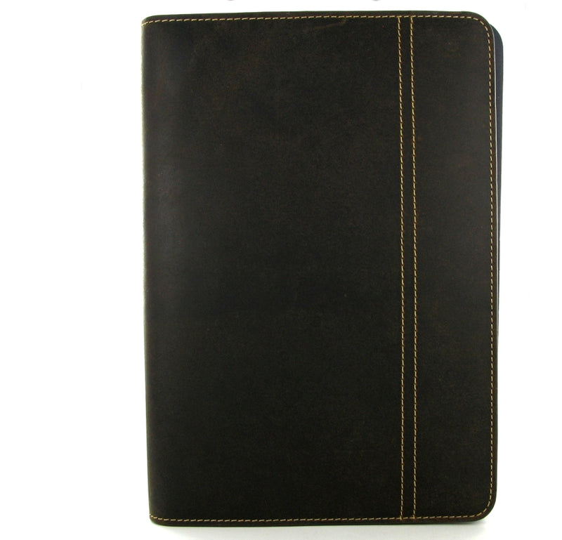 10x Visconti Columbus A5 Leather Note Pad