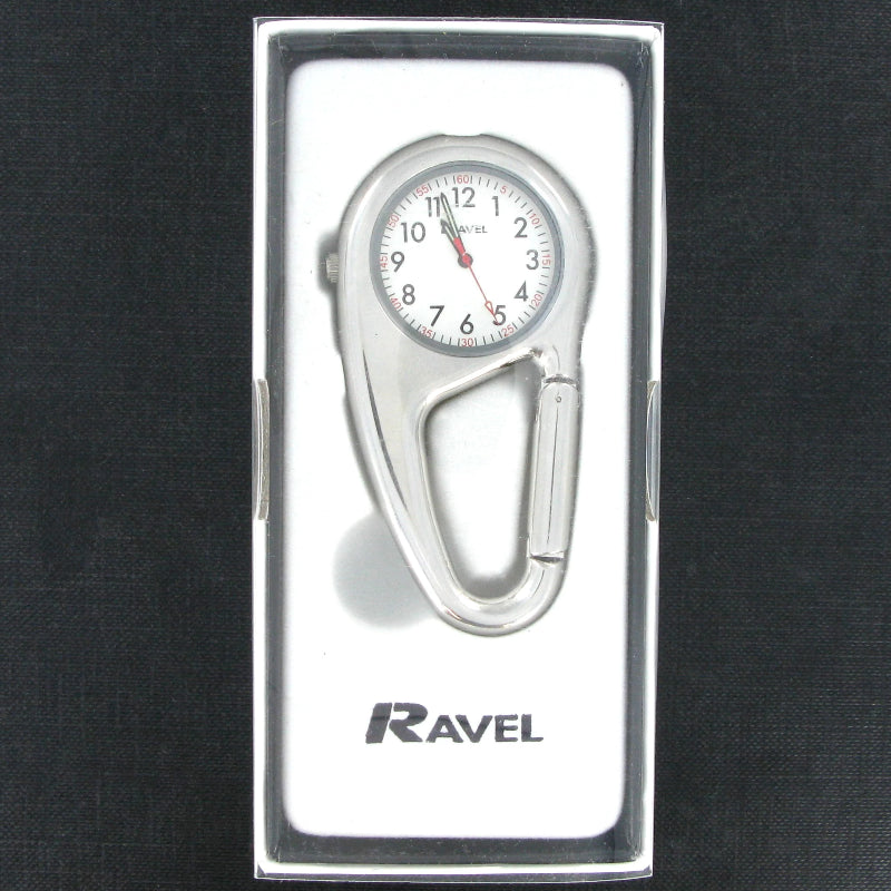 Engraved Nurse Belt Clip Watch R1105.01