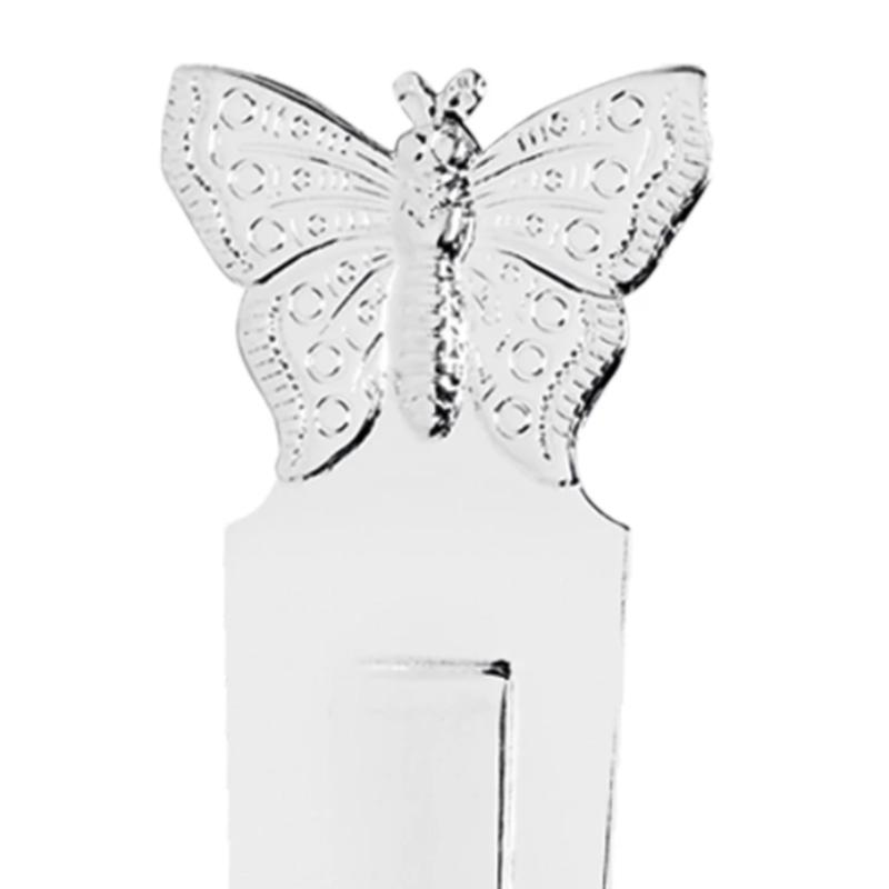 Butterfly Bookmark Silver Plated EP4065