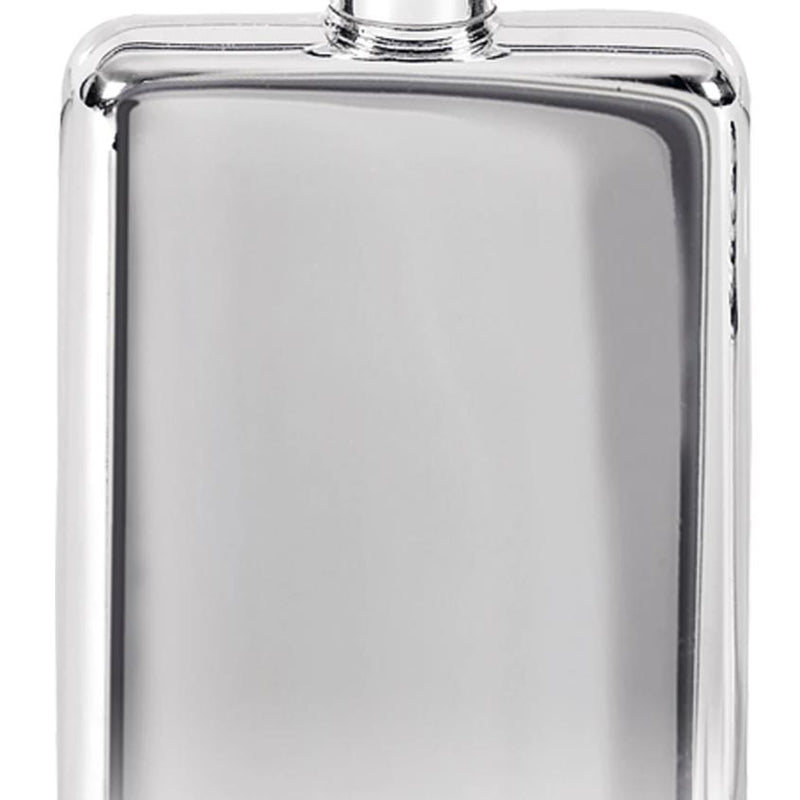 Sterling Silver 925 Hip Flask 4oz ~ 5164