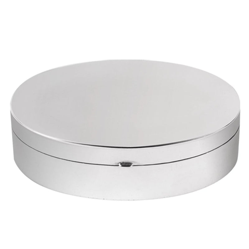 Pill Box or Snuff Box Large 3 inch 925 Solid Silver 8833