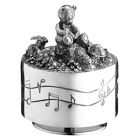 Royal Selangor Music Carousel with Wooden Presentation Box OE0633
