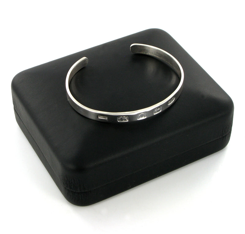 Hall Mark Torque Bangle with Presentation Box