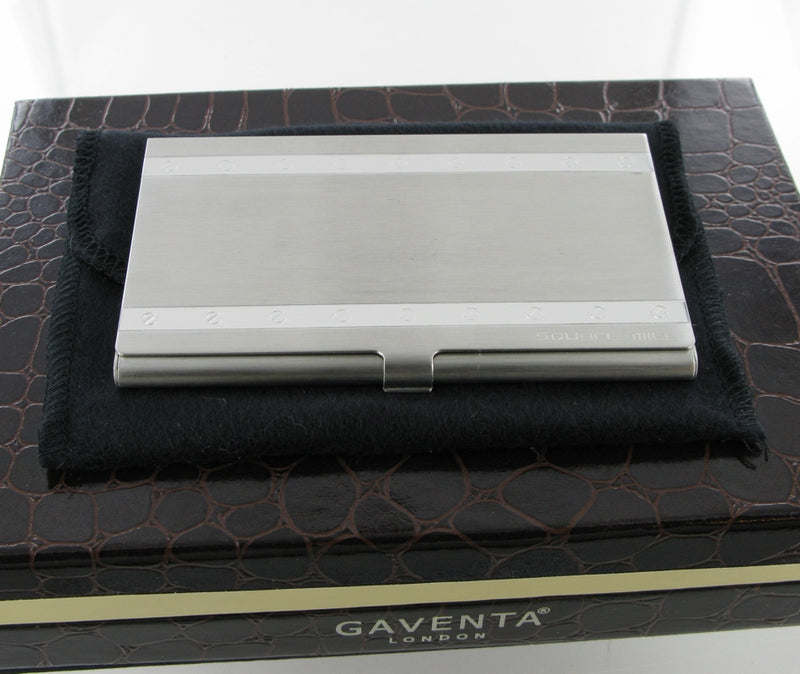 Gaventa Screws Business Card Case 10791