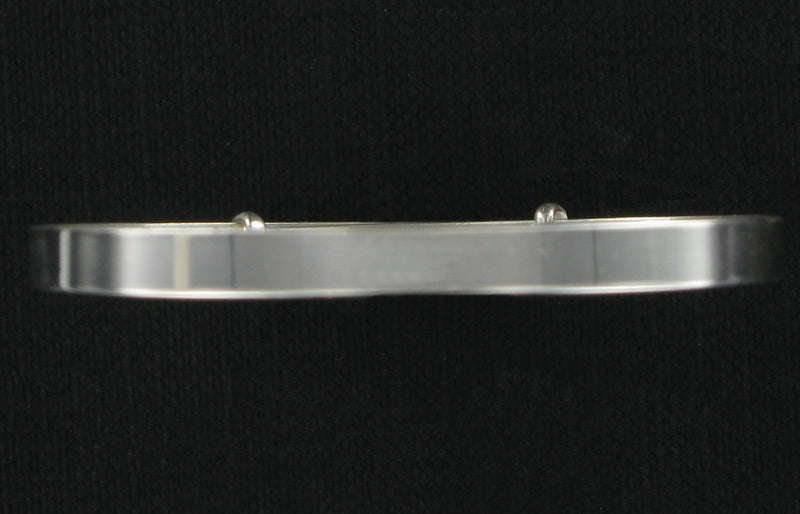 Plain Bar Expanding Bangle