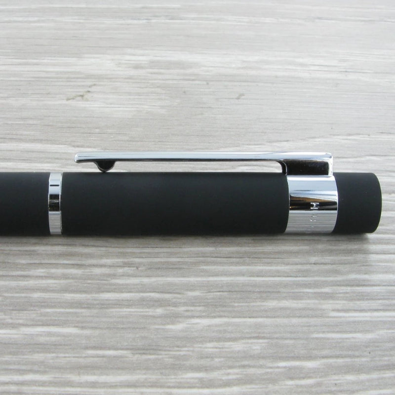 Hugo Boss Rollerball Pen, Loop Smooth Black