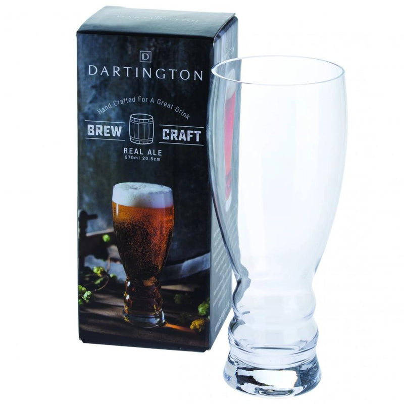 Dartington Brew Craft Real Ale Glass DR3209~4