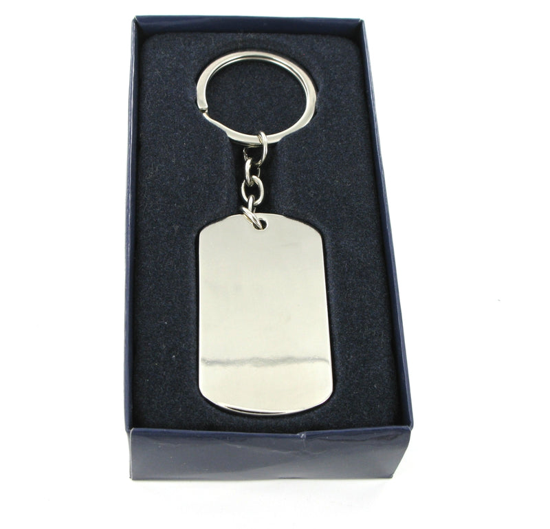 Large Rectangular Key Fob