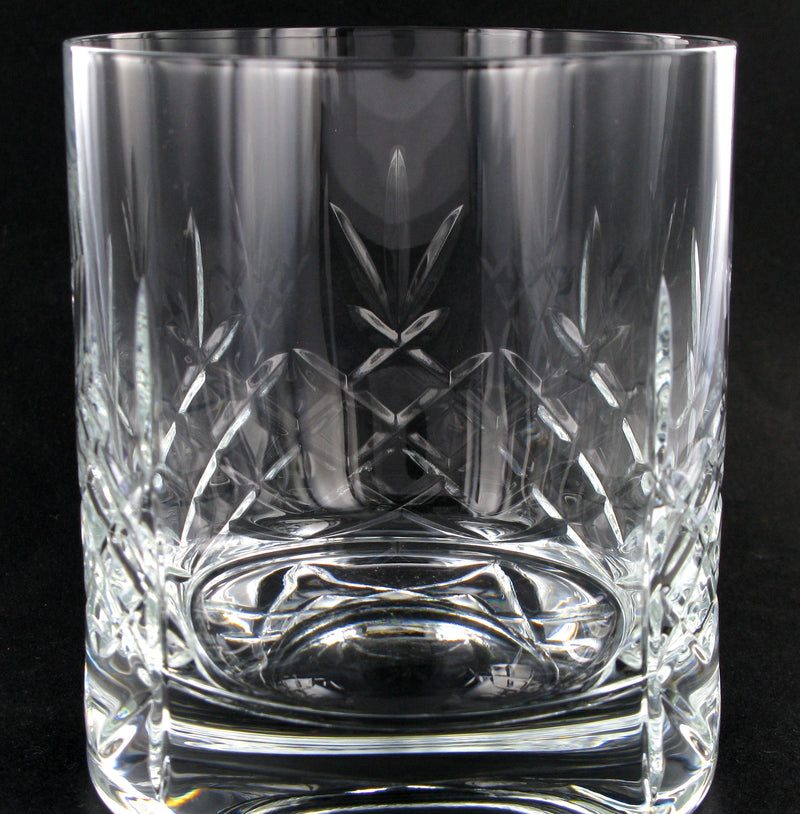 Mayfair Whiskey Tumbler Pair with Presentation Box & Free Engraving