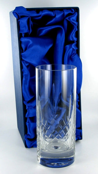 Mayfair Hi-Ball Glass with Presentation Box & Free Engraving