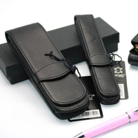 Online Leather Pen Case for 3 Pens - 90760