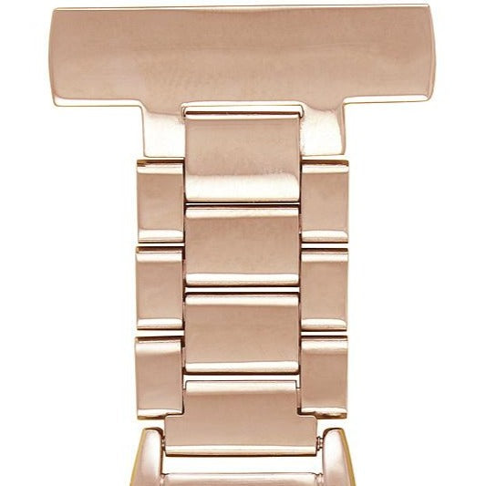 Easy Read Engraved Nurse Fob Watch Rose Gold R1101.40