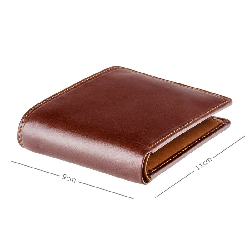 Visconti Torino TR30 Raffle Brown & Tan Leather Wallet