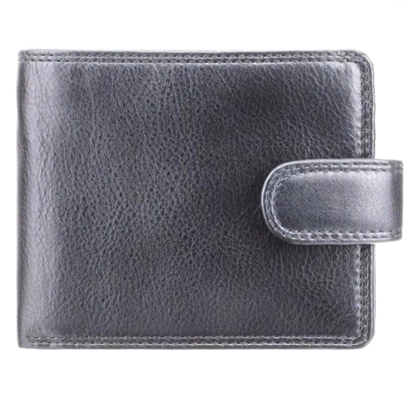 Visconti Heritage HT9 Sloan Soft Black Leather Wallet