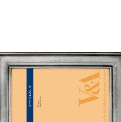 "Royal Selangor V&A English Photoframe 7"" x 5"" 3052A Landscape"