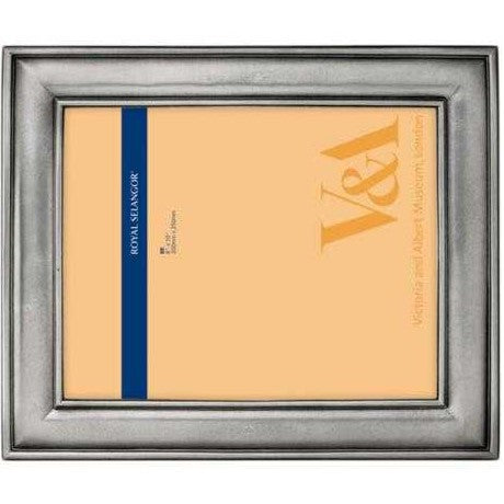 "Royal Selangor V&A English Photoframe 10"" x 8"" 3053A landscape"