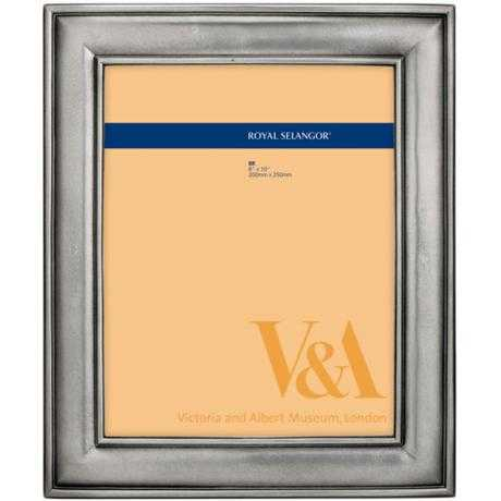 "Royal Selangor V&A English Photoframe 10"" x 8"" 3053A portrait"