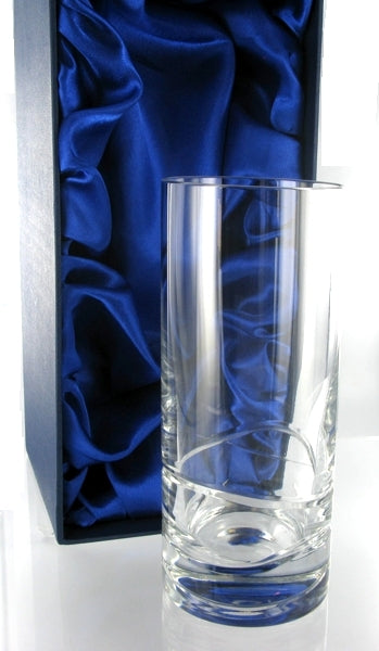 Verona Hi-Ball Glass with Presentation Box & Free Engraving
