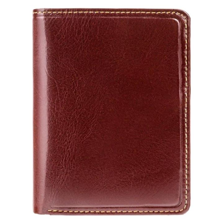 Visconti Torino TR34 Waldorf Brown & Tan Leather Wallet