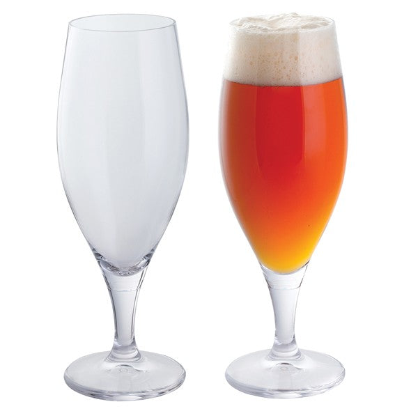 Dartington Beer Glasses Pair WP415P