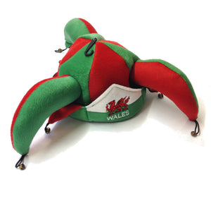 Wales Supporter Hats & Wigs