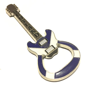 Scotland Saltire Guitar Metal Bottle Opener Fridge Magnet [70762]