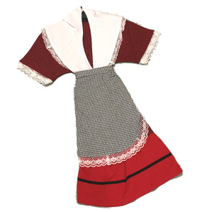 Adult St Davids Day Welsh Lady Traditional Costume Set
